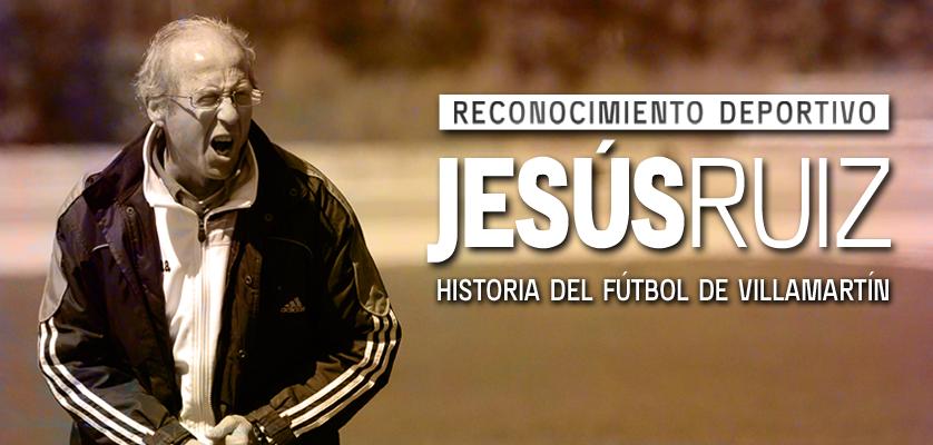 Reconocimiento Deportivo a Jesús Ruiz