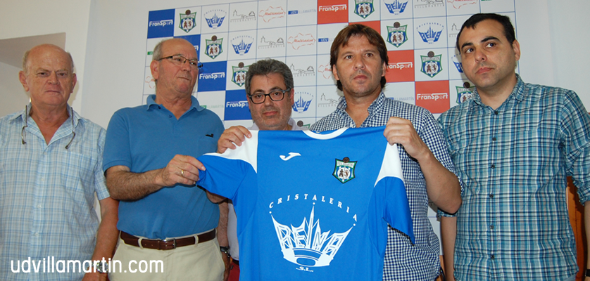 Jesús Mendoza, nuevo entrenador de la UDV