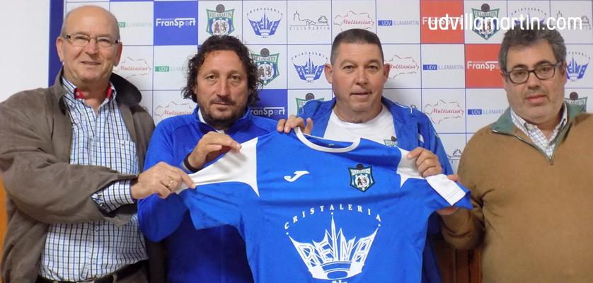 Pepichi Torres, nuevo entrenador de la UDV